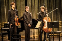 ARS SACRA FESZTIVÁL - A Devich Gergely Trió koncertje