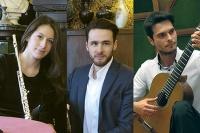 GUITAR MUSIC IN ÓBUDA