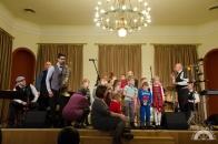 A Budapest Ragtime Band műsora gyerekeknek