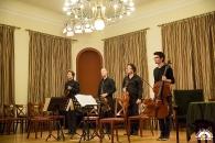 Az Accord Quartet koncertje