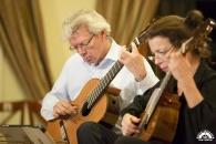 Az Amadeus Guitar Duo koncertje