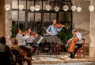 Az Aquincum Kvartett koncertje