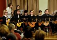 Az Arpeggio Gitárzenekar koncertje