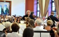 Az Óbudai Jubileumi Zenekar évzáró hangversenye
