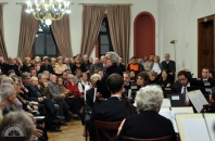 Az Óbudai Kamarazenekar koncertje
