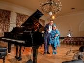 Falusi Mariann és Sárik Péter Duó