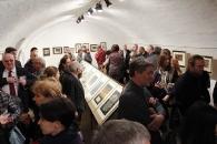 Fotók a Képmutogató - Hrabal 100 kiállítás megnyitójáról