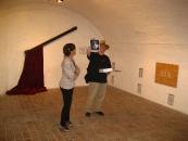Fotók Gerber Pál képzőművész kiállítás megnyitójáról