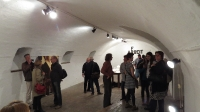 Fotók Veres Andor: Harcom című kiállítás megnyitójáról