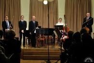 Házimuzsika – Schubert-est