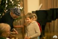 Karácsony a Mozart Klubban